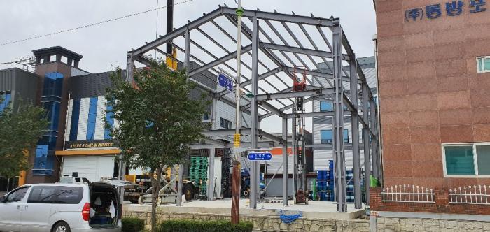 인천 오류동 공장